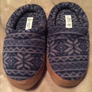 Land's End Slippers (perfect bundle item)